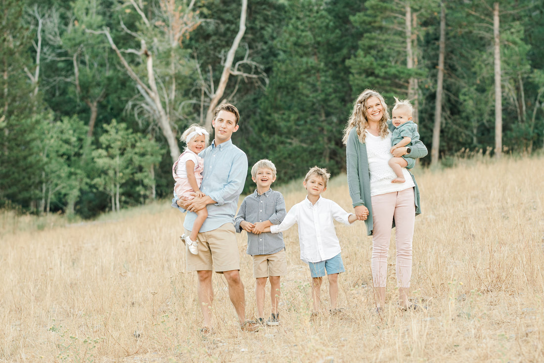 Fall family photos at Tibble Fork Reservoir American Fork Canyon, Flying Gull Photography